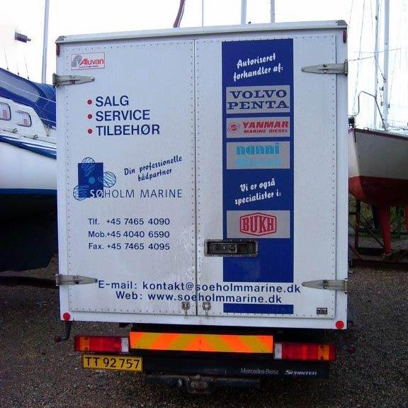 Motorservice Kob Salg Soholm Yacht Service